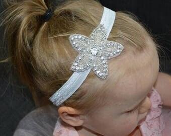 Beautiful Rhinestone Headband