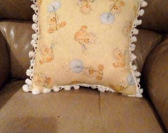 Baby Ducks Pillow