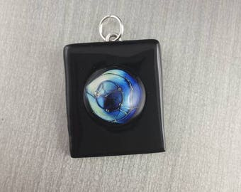 Air bubble pendant