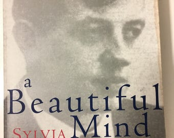 A Beautiful Mind, by Sylvia Nasar, Trade Paperback