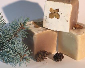 Jasmine Plumeria Soap