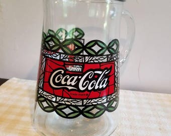 Vintage Coca Cola pitchet