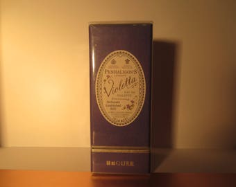 Rare Penhaligon's Violetta Edt 50ml, new sealed.