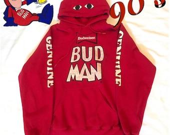 Handmade budweiser sweater | Etsy