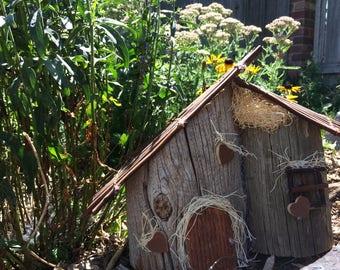 Heart Fairy House