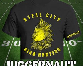 Pittsburgh Steelers Steel City Bird Hunters shirt