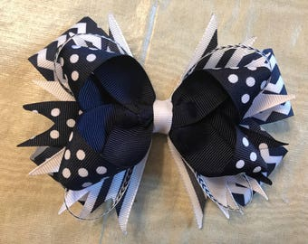 Boutique style school bow