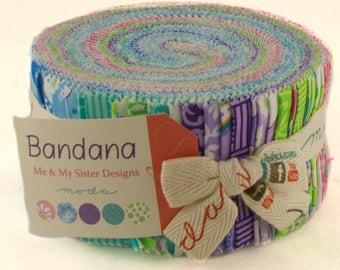 Bandana jelly roll