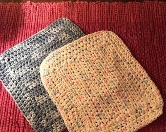 Set of 2 Washcloths