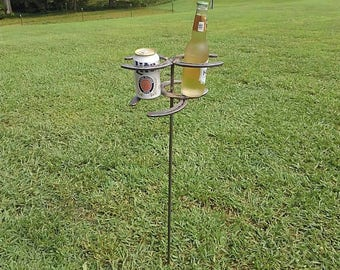 Yard drink holders