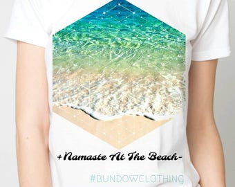 Namaste At The Beach Shirt