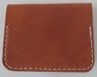 Leather Minimal Leather Wallet