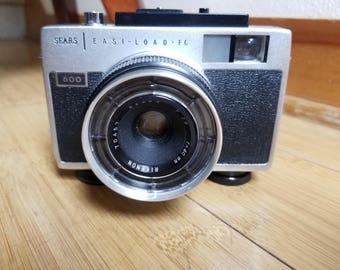 Vintage Sears Easi-Load FC 600 Film Camera