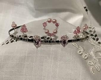 Princess Rapunzels Tiara/Headband
