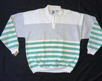 Vintage Mens Sweater Outwear From  MAY Company