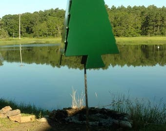 Evergreen Wind Chime