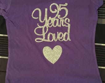 95 years loved