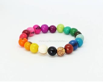 Acai Beads - Choose the Color - 10/100/500 Beads