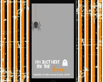 Halloween Snapchat Filter
