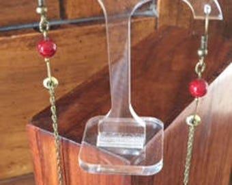 """""""Isabella"""" earrings"""