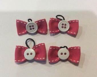 Dog Bows Sold in pairs