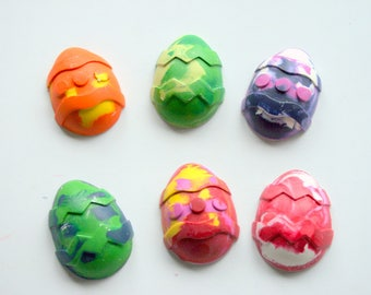 Kids easter gift etsy kids crayons egg crayons easter crayons classroom crayons crayons for kids negle Gallery
