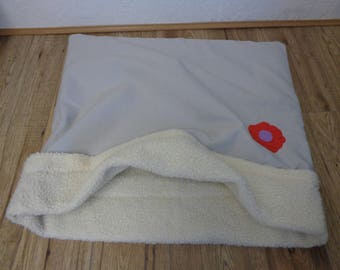 Dog Snuggle Bed / Pet Bed / Burrow Bed /Cave Bed / Snuggle Sack