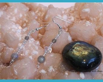"""Earrings """"Goddess of the forest"""""""
