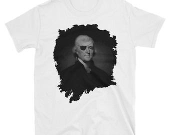 Thomas Jefferson Pirate Tee
