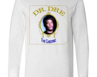 Old School hip hop Dr. Dre Chronic long sleeve