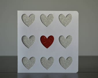 Heart, Greeting Card