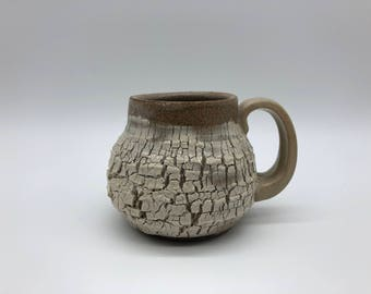 Birch Tree Texture Coffee Mug/Tea Cup