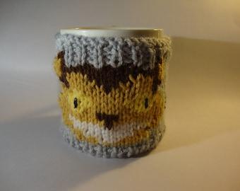 Catbus mug cosy