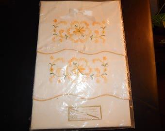 Vintage Pillow case in original packaging