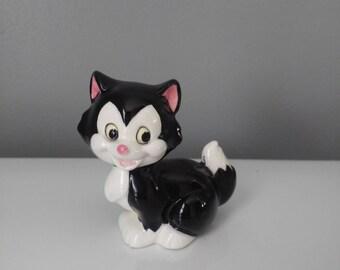 Disney's Figaro Ceramic Figurine