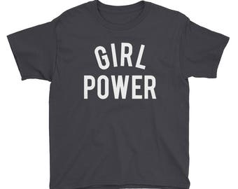 Girl Power Youth T-Shirt