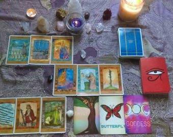 9 card in depth reading