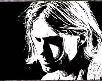 Kurt Cobain - Solitude