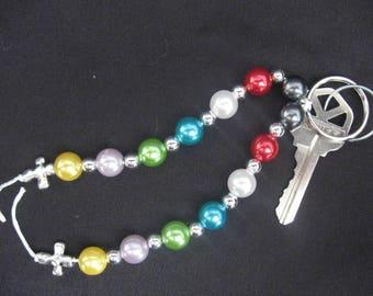 Adult Salvation Keychain