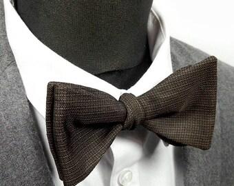 """Bow tie, Japanese silk """"Kenji"""" / """"Kenji"""" japanese silk Bow Tie"""