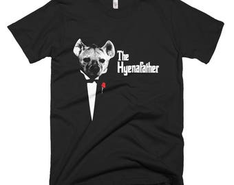 Hyenafather Short-Sleeve T-Shirt
