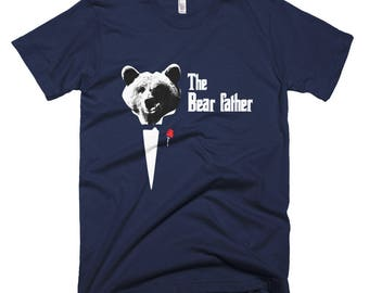 The Bear Father Short-Sleeve T-Shirt