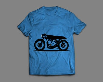 motorcycle, t-shirt for men, t-shirt with motorcycle