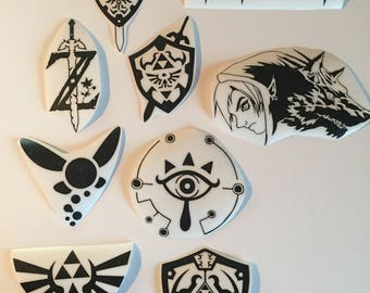 Legend of Zelda Decals