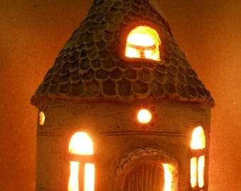Night Light / Children's Lamp / Children's Light Light / Garden Lamp /Garden decor/ Home decor