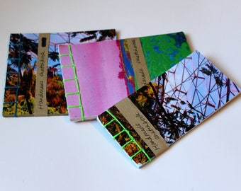 Handmade Sketchbook/ Mini Sketchbook