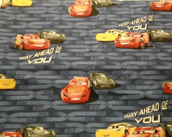 Sz 10 Weighted Vest for Child w/Special Needs and Sensory Issues. Cars 3 McQueen Print