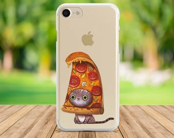 Cat case iphone 8 plus case iPhone X Samsung Galaxy S8 case case Silicone case iPhone case iphone 7 case Phone case Samsung case