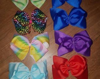 Large boutique bows