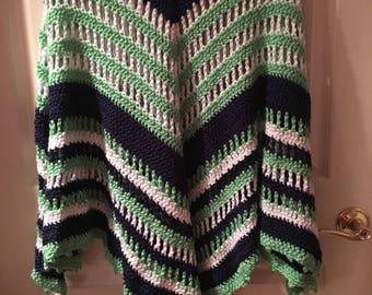Handmade Woman's Poncho
